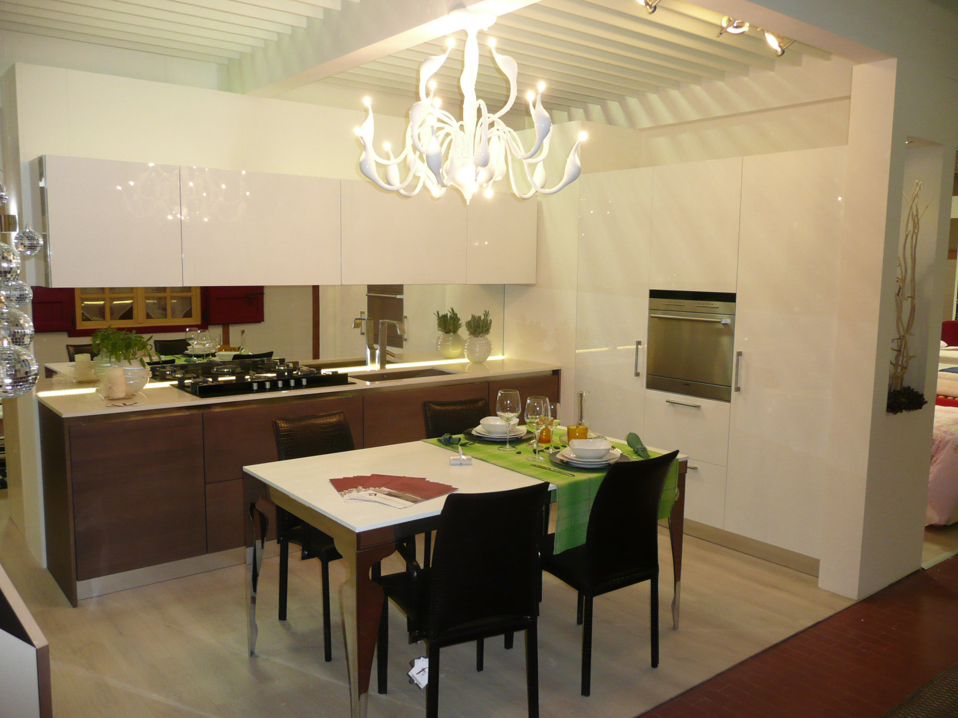 Cucina fiera - Fair kitchen