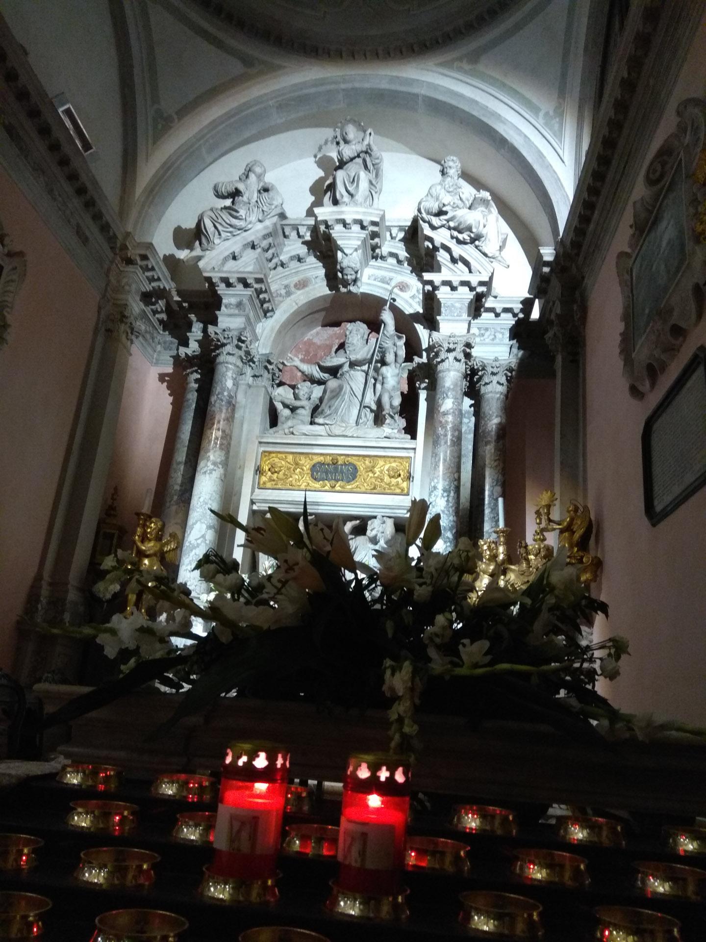 Chiesa San Canciano Venezia - Church of San Canciano Venice
