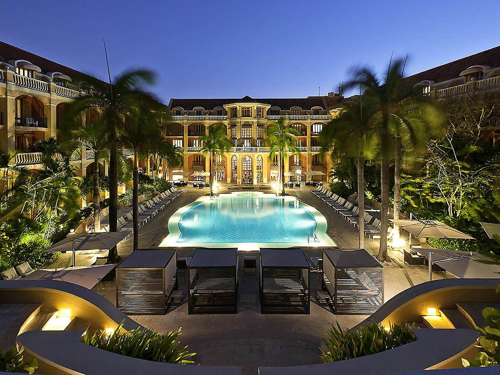 illuminazione hotel