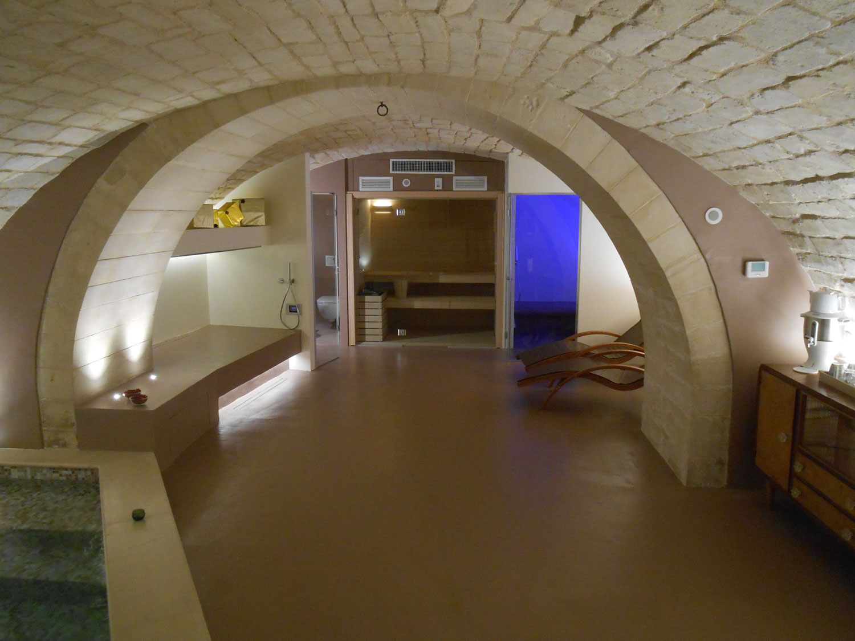 Illuminazione wellness centri benessere piscine spa