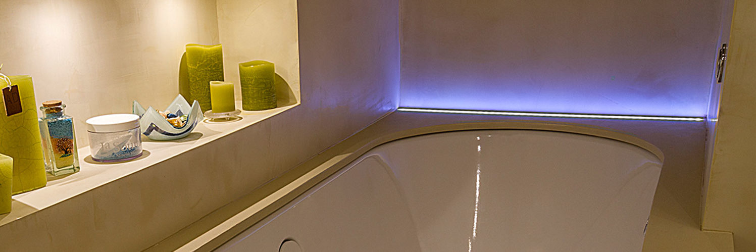 LED per bagni di design